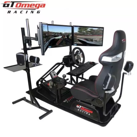 Ultimate Guide To Building Your Own Race Simulator