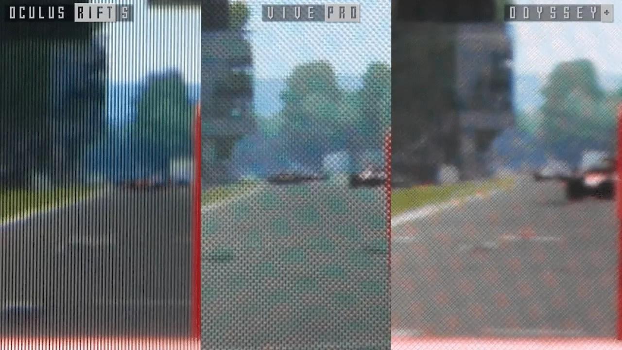 Oculus Rift S vs  Vive Pro vs  Odyssey+ - PerfectSimracer com