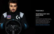 New Steering Wheel for Xbox, PlayStation & PC: Logitech G923