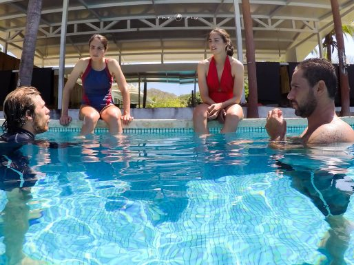Freediving in Costa Rica