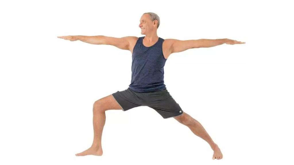 Four-Limbed Staff Pose