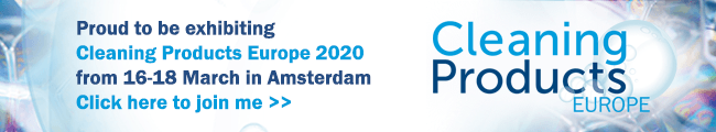 Perfectus Biomed are Exhibiting at Cleaning Products Europe 2020