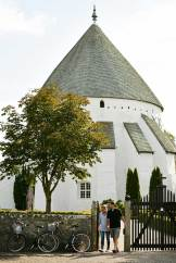 Typische Bornholmer Kirche © Niclas Jessen