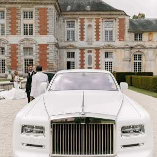 French Chateau Wedding in Fontainebleau France _65