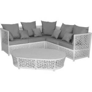 Плетеные комплекты мебели для сада