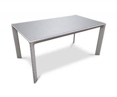 Обеденный стол из ротанга в магазине perfetto-rotang