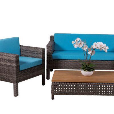 Купить мебель из искусственного ротанга в Иванове