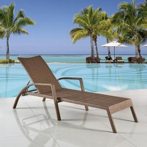 Мебель для пляжа из ротанга