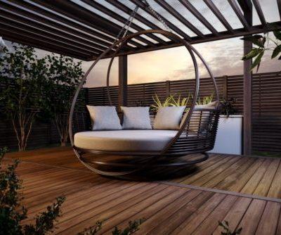 Купить подвесную кровать