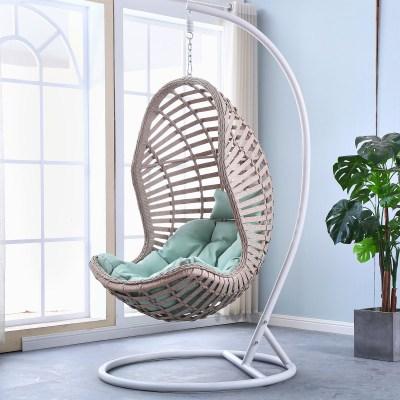 Необычное подвесное кресло
