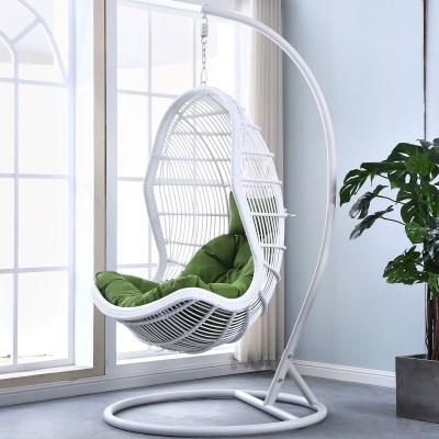Белое подвесное кресло Севастополь