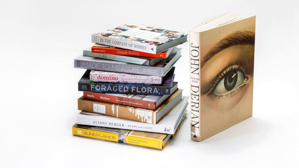 14 Great Coffee-Table Books to Give as Gifts to your Favorite Design Enthusiast