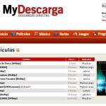 Mydescarga: Descargar películas, música y juegos gratis