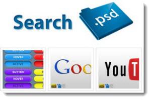 SearchPSD, buscador de archivos PSD gratuitos