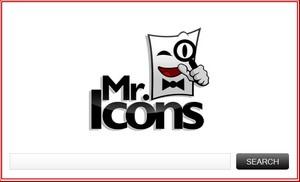 Mr Icons, buscador de íconos