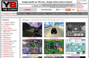 Y8 Com Juegos Flash Online Gratis Perfiles Web Los Mejores