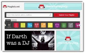Playlists.net - escuchar música online gratis