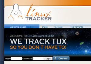 Linuxtracker - descargar distribuciones de linux super rápido y seguro