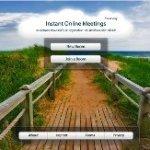 meetingl – ideal para crear videoconferencias muy rápido