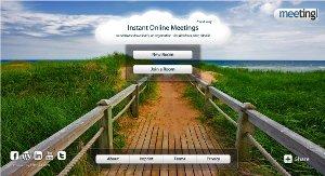 meetingl - ideal para crear videoconferencias muy rápido