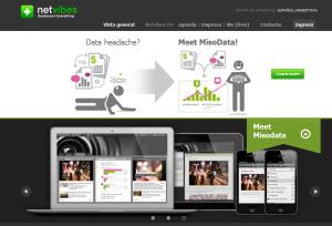 Netvibes - leer información y noticias mediante escritorios virtuales