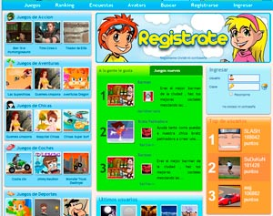 3 sitios web con centenares de juegos flash gratis