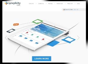 Syncplicity, 2 GB espacio de almacenamiento online ideal para backups