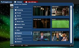 VaughnLive - ver la TV, películas y series online gratis