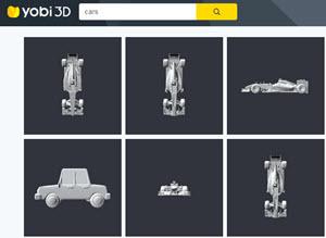 Yobi3d - buscador de objetos en 3D para nuestros diseños