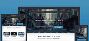 HTML5up - plantillas para crear sitios web responsive