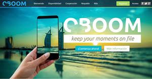 Oboom - almacenamiento online gratuito para tus archivos multimedia