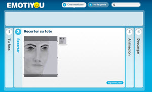 EmotiYou - crear emoticones animados con tus fotos