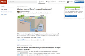 Quora - red social para hacer preguntas y ayudar con respuestas