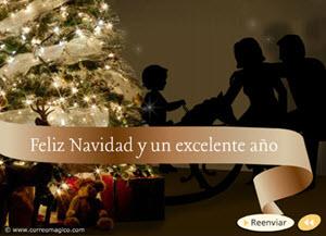 Tarjetas animadas gratuitas para Navidad