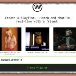 Milkshake – crear listas de reproducción música online y compartirlas