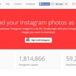 Downgram – descargar las fotos de Instagram al PC