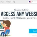 Hola.org – VPN gratuito para navegar anónimamente por la red