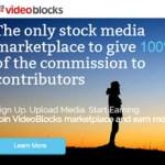 VideoBlocks – ganar dinero online creando vídeos
