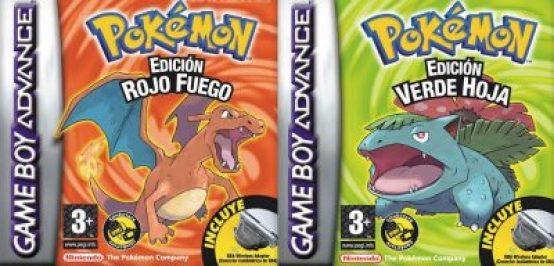 videojuegos pokémon