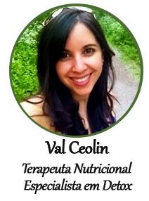 Val Ceolin, terapeuta nutricional