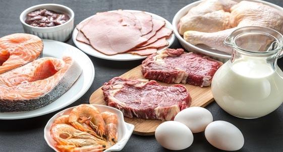 Mais gorduras e menos carboidratos
