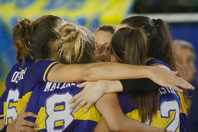 Finalizada la Liga Argentina femenina de Voleibol 2020