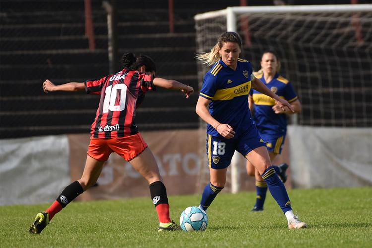 Sólido triunfo de las Gladiadoras ante Defensores de Belgrano