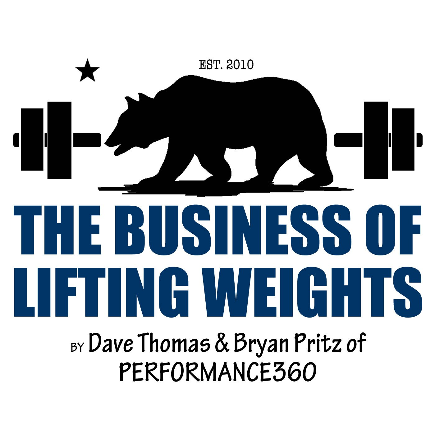 The Business of Lifting Weights Podcast