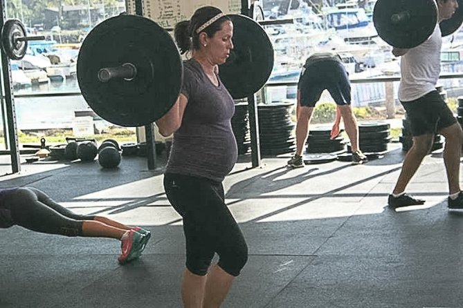 How Can I Continue Working Out While Pregnant?