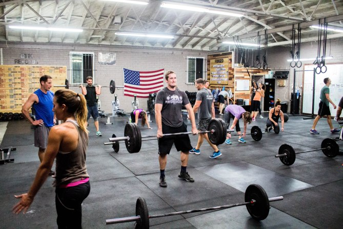 The Difference Between Strength Training and Body Building