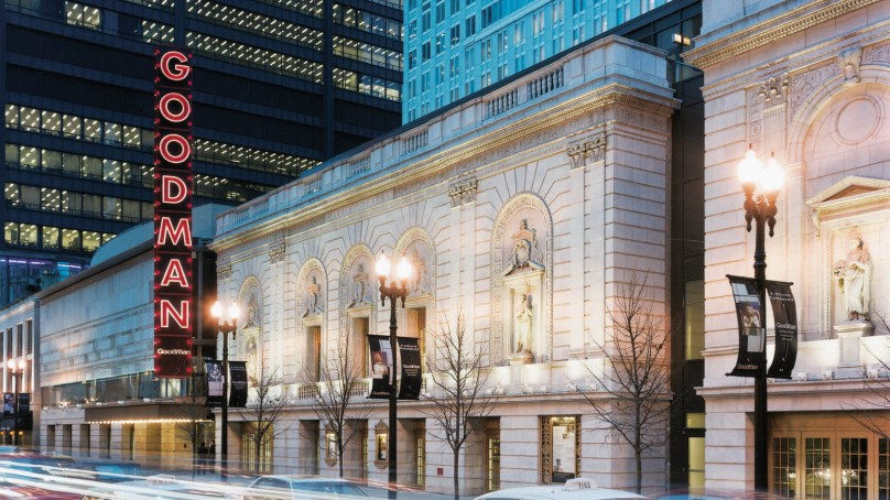 Goodman Theatre to Host Prop Giveaway