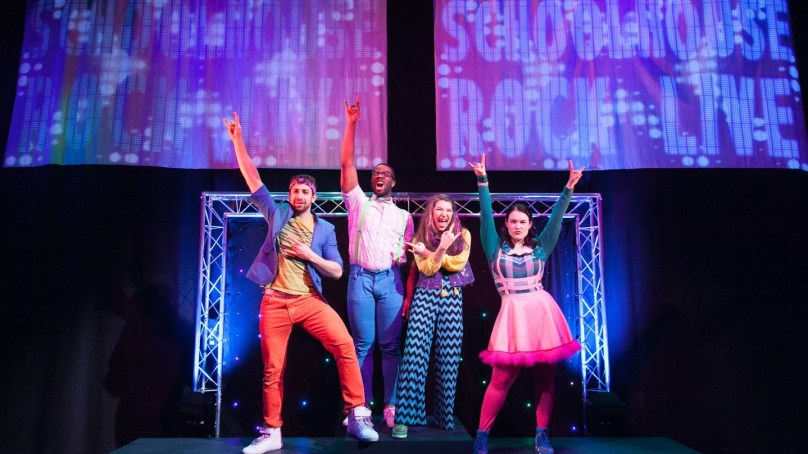 Emerald City's SCHOOLHO– USE ROCK will head to Broadway Playhouse this Summer
