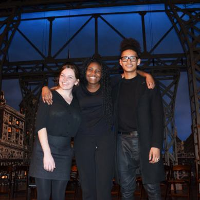 Ireon Roach Takes First Place at National August Wilson Monologue Competition