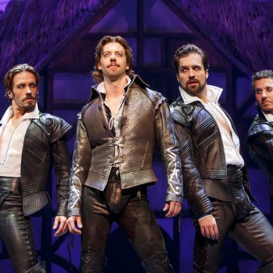 SOMETHING ROTTEN Comes to Chicago